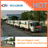 road street sweeper truck sales promotion