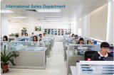 sales department including for domestic and foreign sales