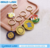 Promotion Gift Custom Logo Key Ring Key Holder Souvenir Keychain