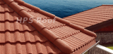 Milano type roof tile organe house