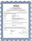 controller CE Certificate