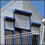 Hot Sale Aluminium window Shutter