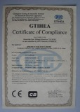 Certification of Air Conditioner