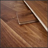 Engineered American Black Walnut Wood Flooring
