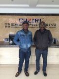 The client from Africa visited CHZIRI Electrical