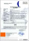 CE EMC LVD -LED HIGH BAY LIGHT