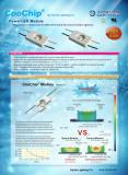 Plastic COB LED Module for back lighting 1.5w white 90lm