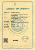 RoHS Certification surface mounted led panel light