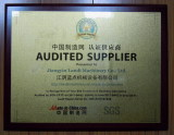 Audited Supplier 2011-2012
