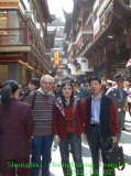 with Clients Traveling Shanghai