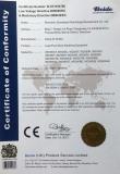 Wave soldering CE Certificates