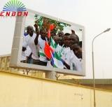 Stadium LED billboard for sports