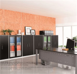 steel filing cabinet office furniture with swinging doors /storage cabinet