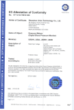 Arm type BP monitor CE certificate