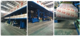 Production line of printed design PPGI steel coil