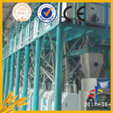 Steel structure flour milling production line