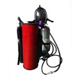 QXWB15Water mist system (Backpacks)