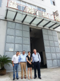 Mexico Customer Visit Our Factory