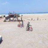 Fat Tire Electric Bikes in Western Africa