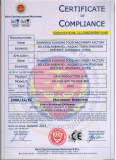CE certificate of cake production line