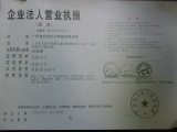 China Business Licence