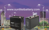 Sunlike Lead acid Battery for Solar Street lights/Road linting