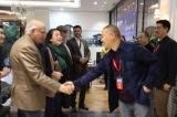 German customer visit to 9Fang Cultural Center