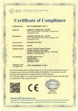 Outdoor led lightng CE EMC certificate