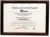 ALIBABA CERTIFIED SUPPLIER