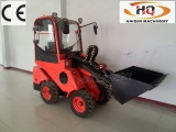 New Mini Telescopic Loader with CE, Perkins Engine