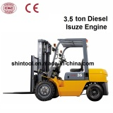 3.5 Ton Diesel Price of Forklift with Good Price (CPCD35)