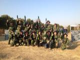 Militarization Management Training
