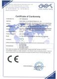 CE of led tri-proof light