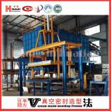 Changzhou port of pu materials co., LTD. V method casting production line