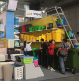 Canton Fair for plastic bin