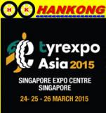 Tyrexpo Asia 2015 Singapore-HANKONG