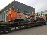 Hanfa HFG-54 integrated DTH drilling rig was exported to Nigeria on April 24th,2017.