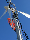 5kw Small Wind Turbine Installed in Italy
