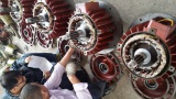 Workshop of Electric Motor