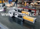 plate type hydraulic screen changer