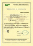 MOBILE DVR FCC Certificates