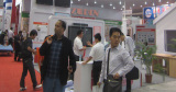 The Hongkong Trade Fair on April,2014