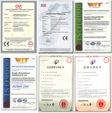 CE ISO14001 ISO9001 patent of invention