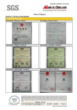 Documents ISO9001:2008 certificate