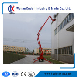 36m Crawler Type Spider Boom Lift