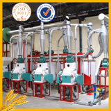 Floor stand small flour milling plant