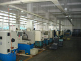 our CNC workshop