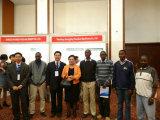 Attending Kenya Expo Exhibition