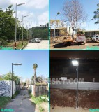 Sresky ESL Series Solar Street Light Project and Case