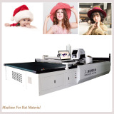 Machine For Hat Material
